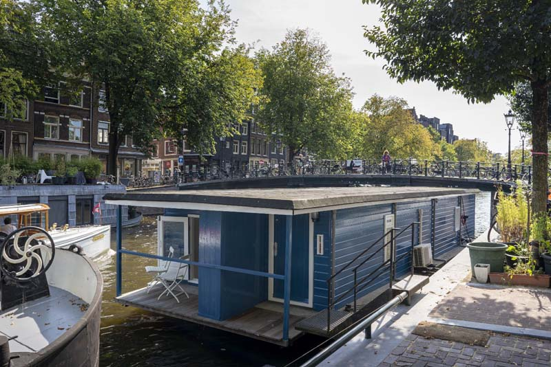 Houseboat Prinsengracht